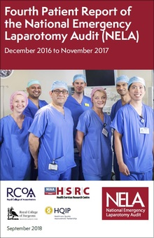 NELA Report Front Cover